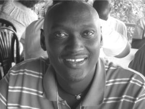 Rev. Fulgence Ndagijimana, minister of the Unitarian Church of Burundi