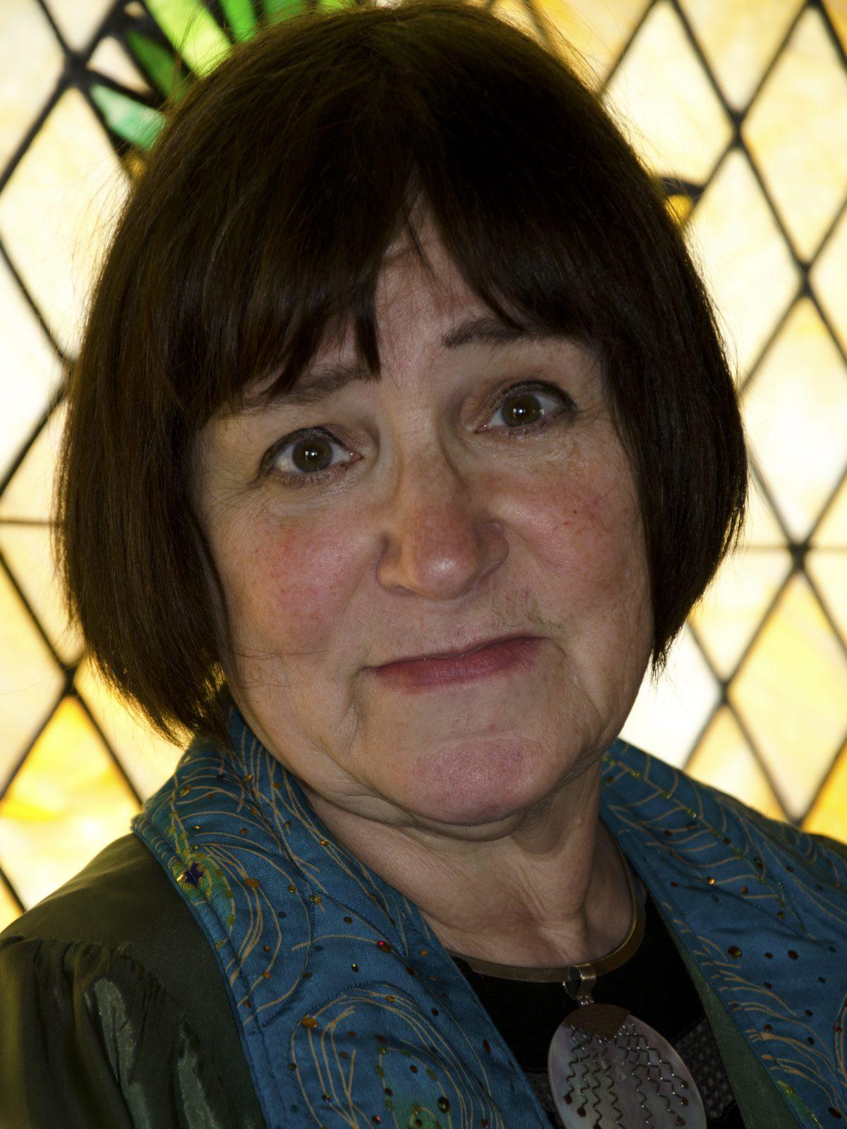 """Carole Martignacco, """"Spirit of Life discussion group"""""""