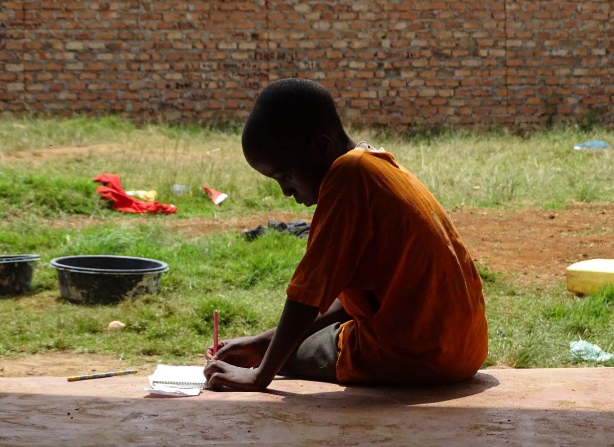 """Ms. Barbara Wybar, """"A School in Uganda"""""""