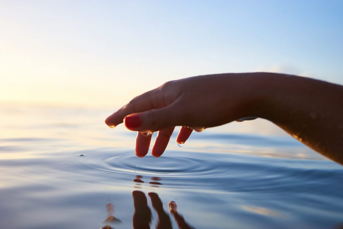 Water Communion /  Communion de l'eau