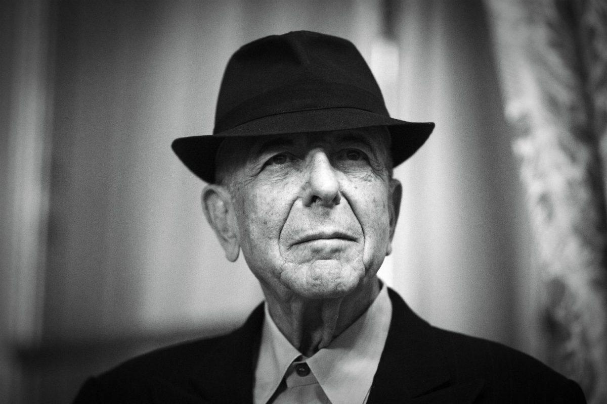 "Rachel Garber, ""Spiritual strands in music by Leonard Cohen"""